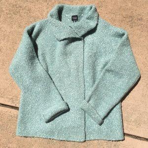 Vintage Eileen Fisher   Alpaca Fur Coat